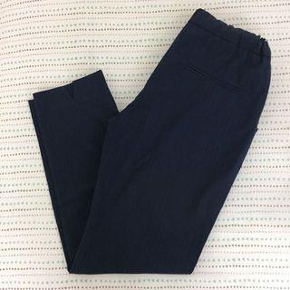 Zara Pinstripe Trouser