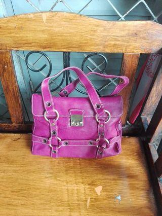 Tocco Fushcia Handbag
