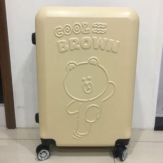 24吋 熊大行李箱