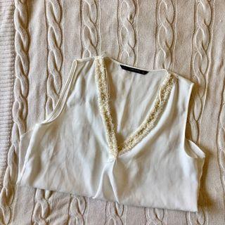 🇨🇦 Zara購入 質感上衣