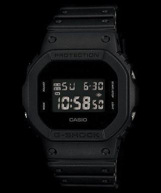 G SHOCK DW-5600BB-1DR
