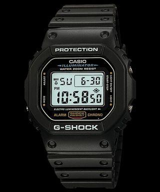 G shock DW-5600E-1V