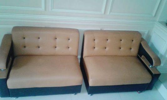 Sofa Kuning Set