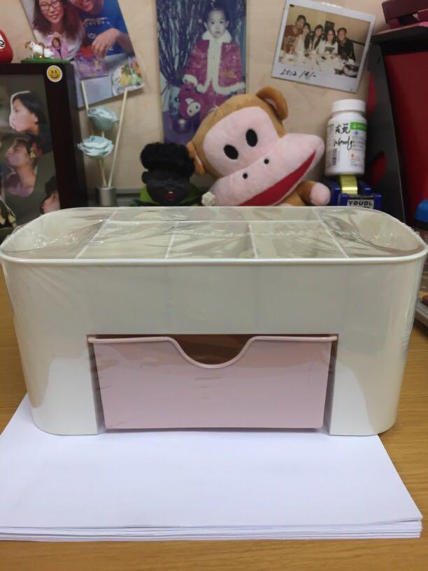 全新化裝品收納盒