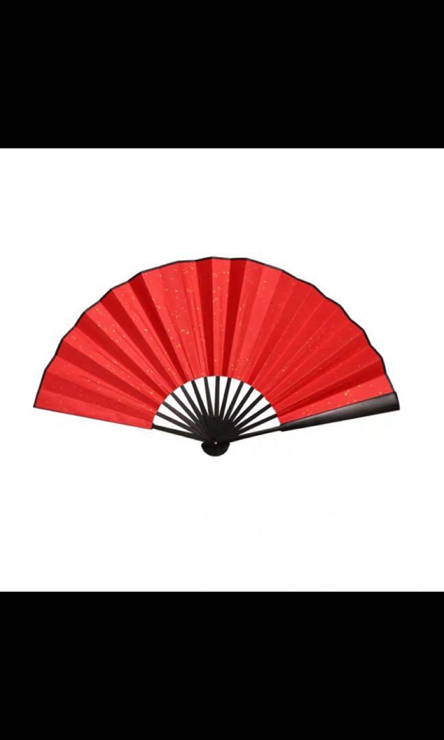 全新 中國風 摺扇 扇子 適合表演用