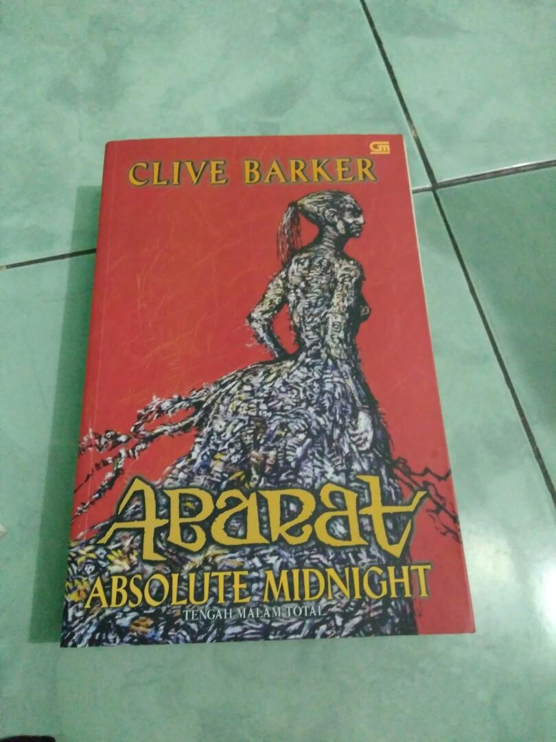 Abarat 3 Absolute Midnight Tengah Malam Total by Cliver Barker