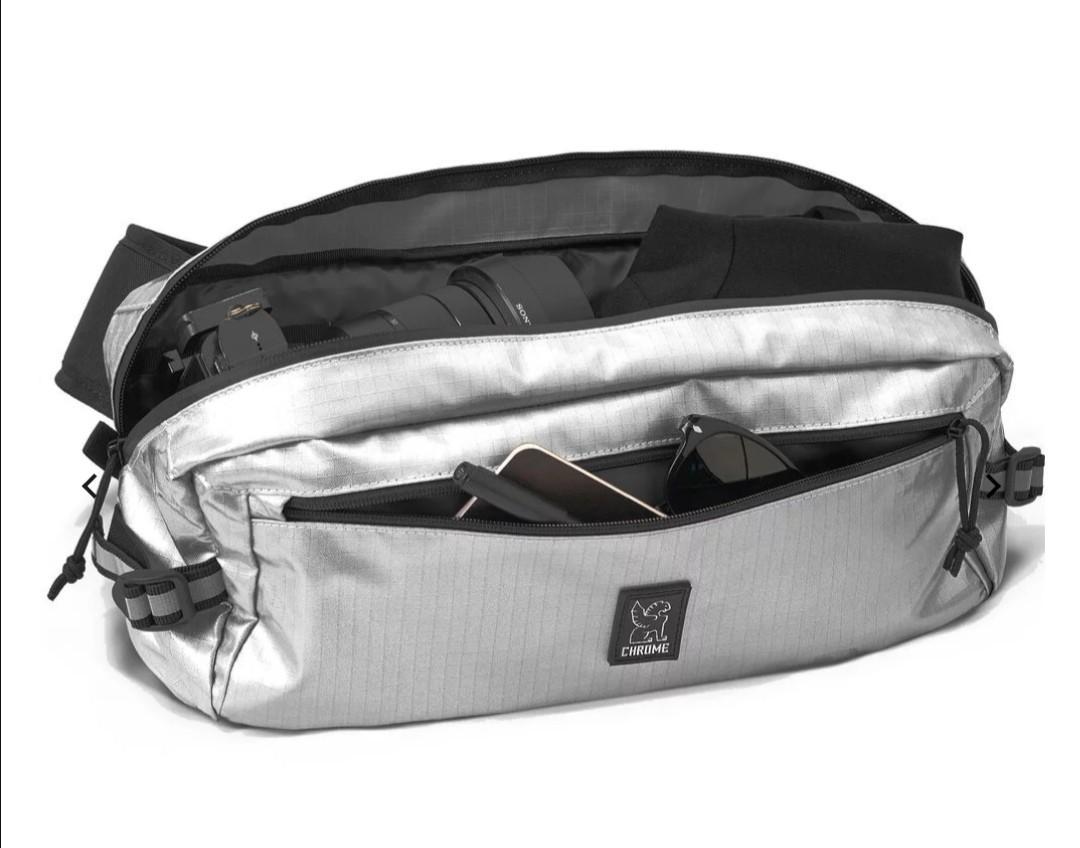 Chrome Bags CITIZEN MESSENGER Bag AUTHENTIC 26L Pack Camo Black 1050D NYLON NEW