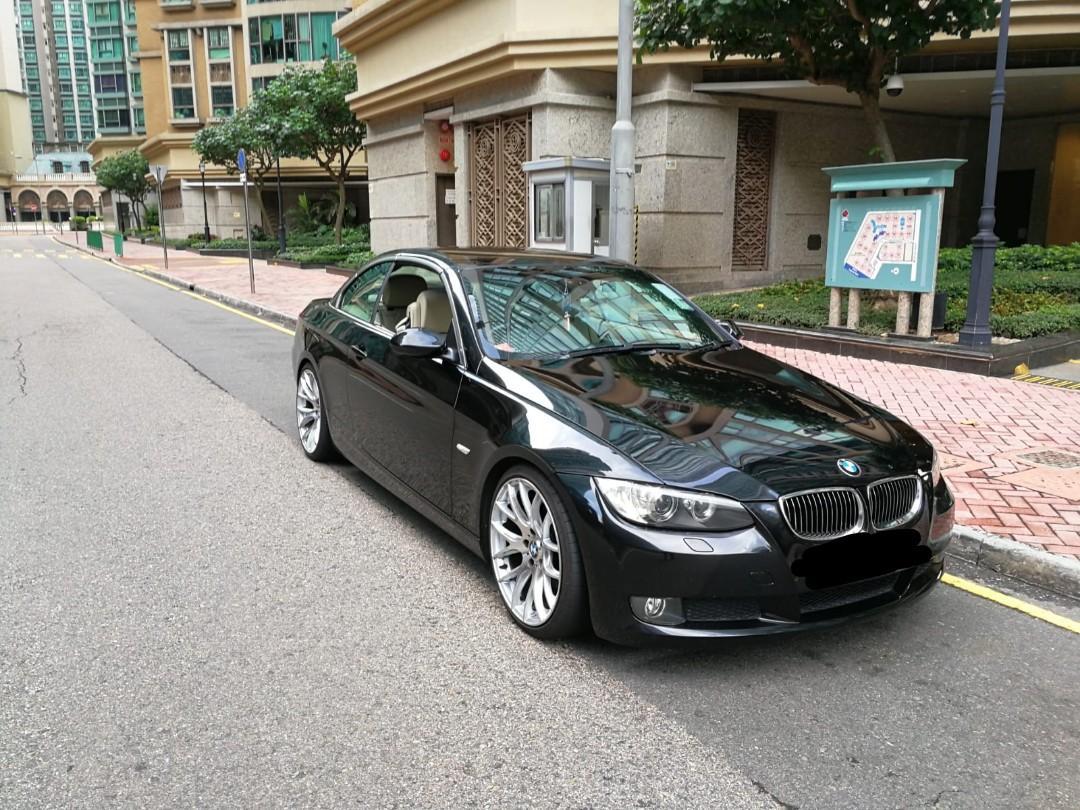 BMW 323I CONV 2007