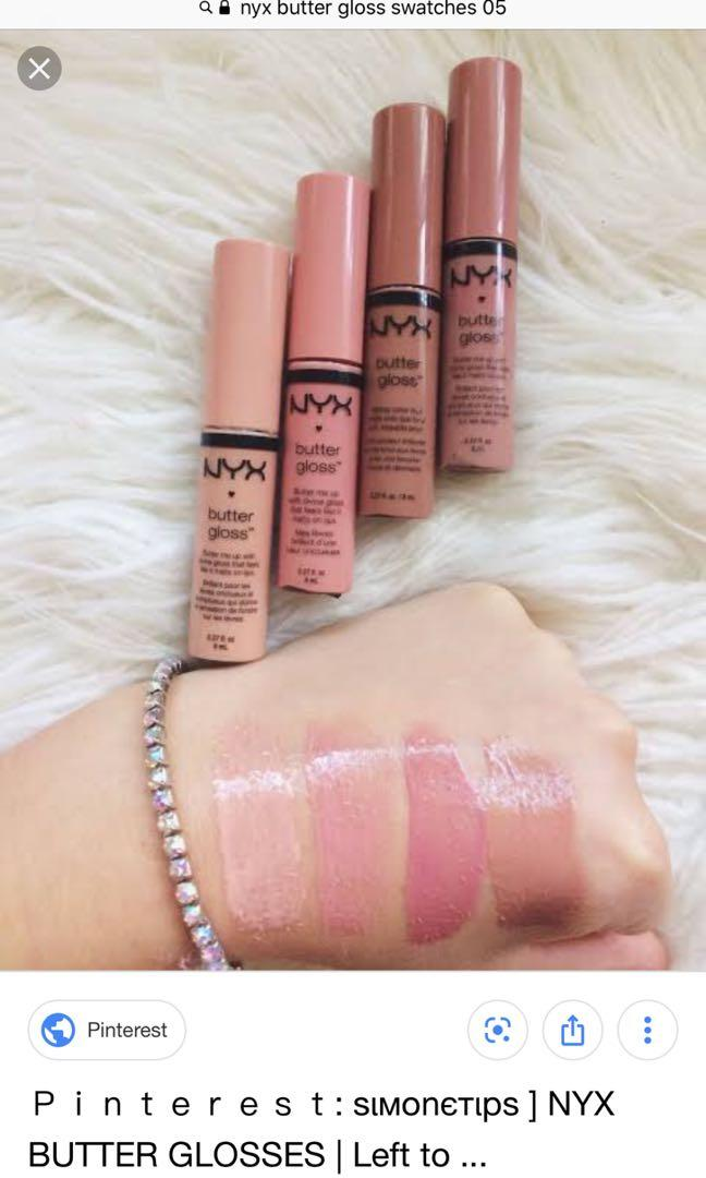 Brand new** NYX soft matte lip cream + butter gross
