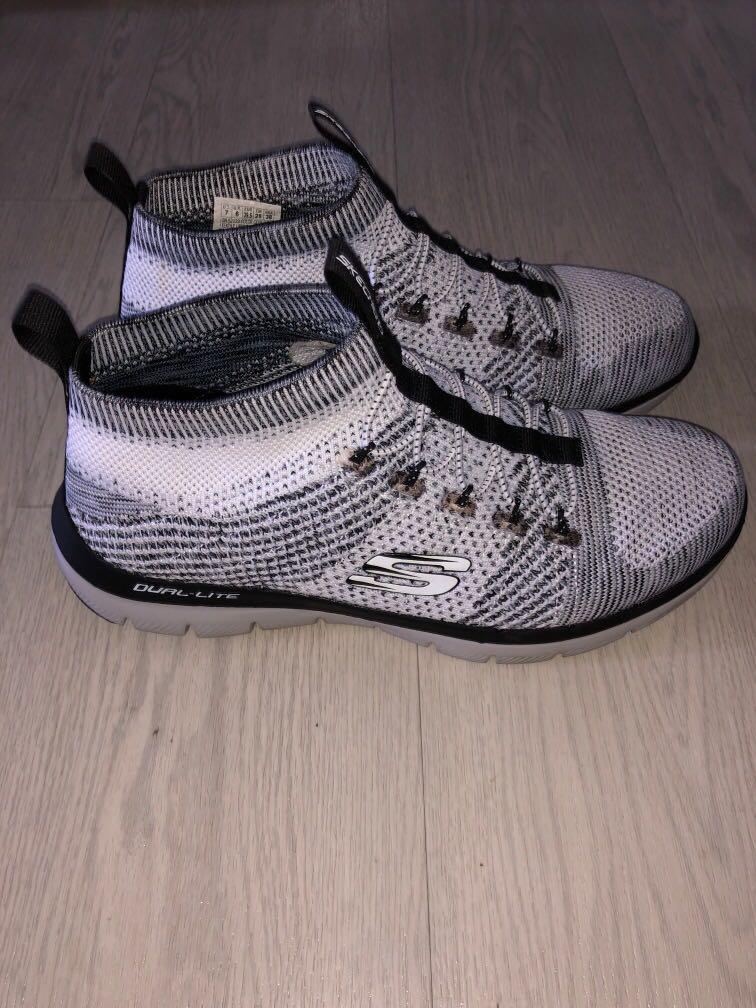 Brand New Skechers Dual-Lite Sneakers