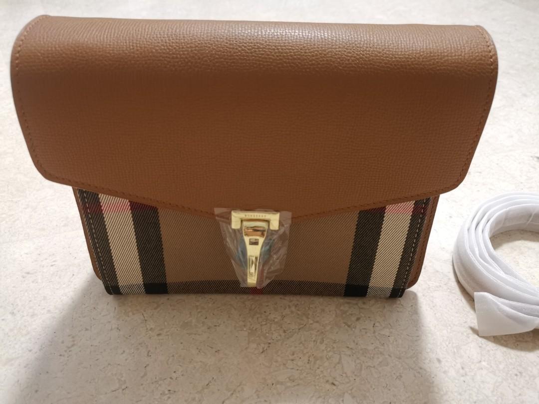 Burberry Crossbody Sling Bag