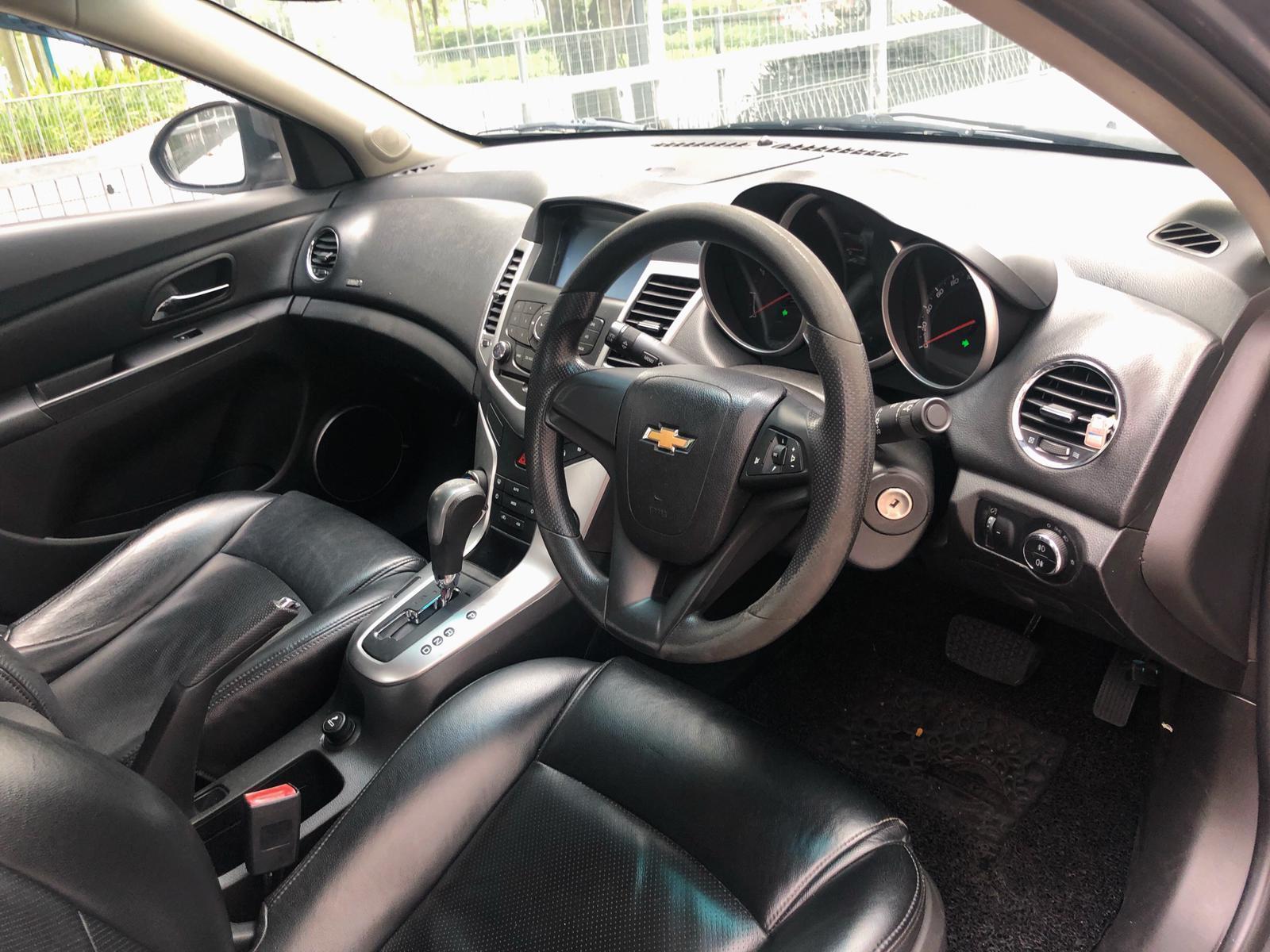 Chevrolet Cruze 1.6A BEST RENTAL for PHV Grab GoJek Ryde or Personal use
