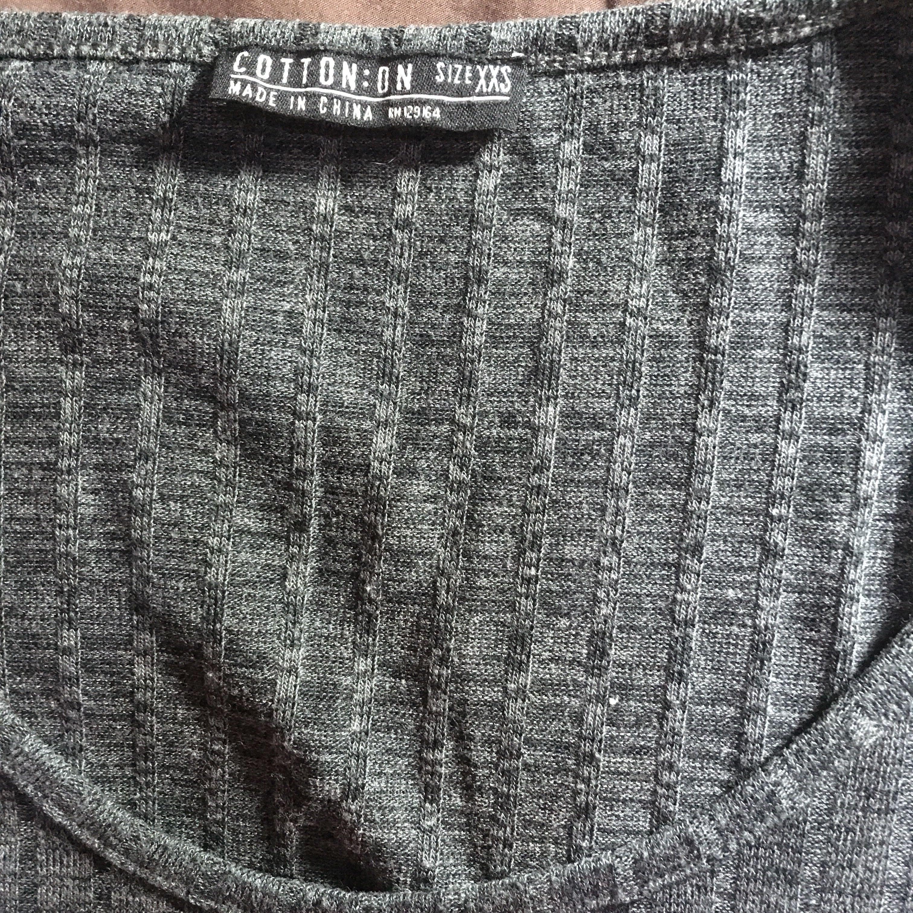 Cotton On Grey Tshirt