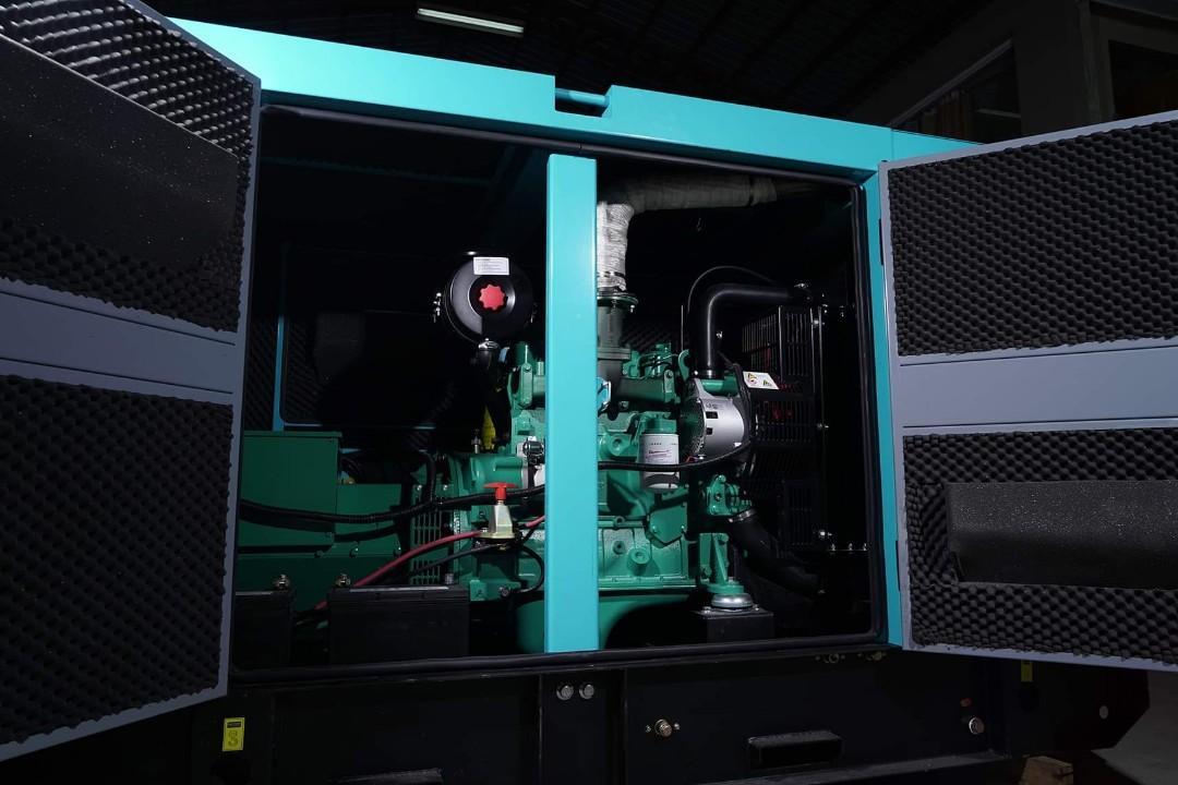 Cummins Diesel Generator 35kva up to 138kva