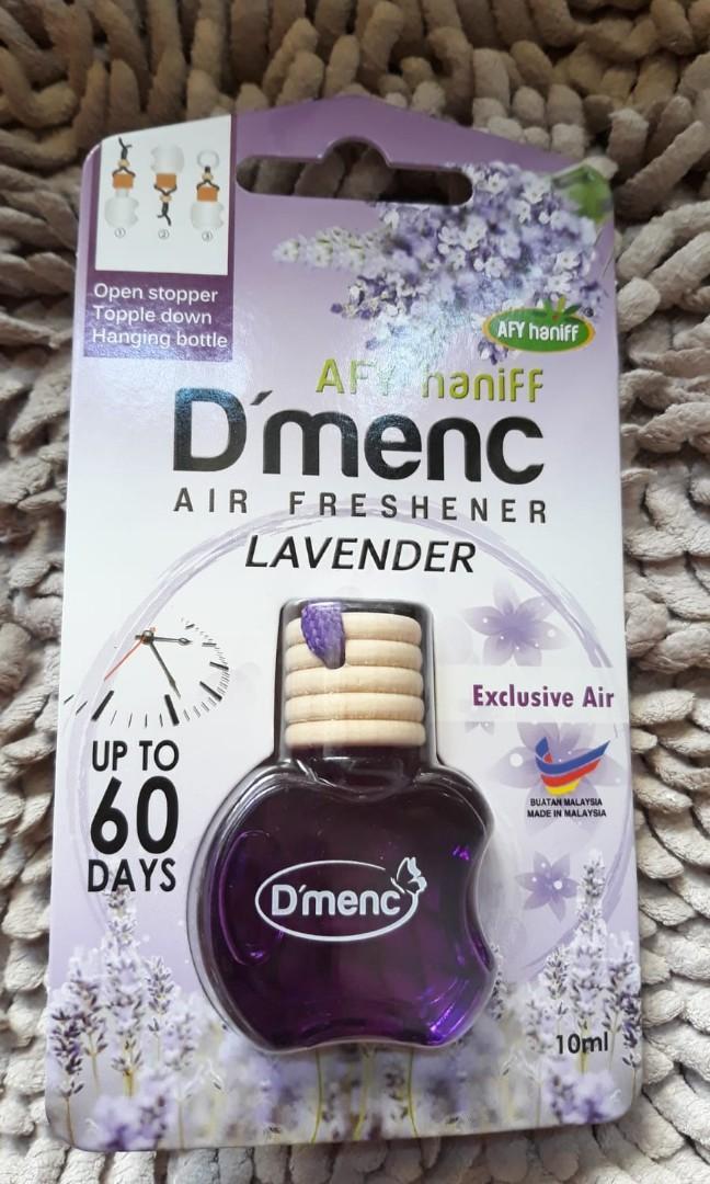 [In stock] D'menc Car Perfume Air Freshener