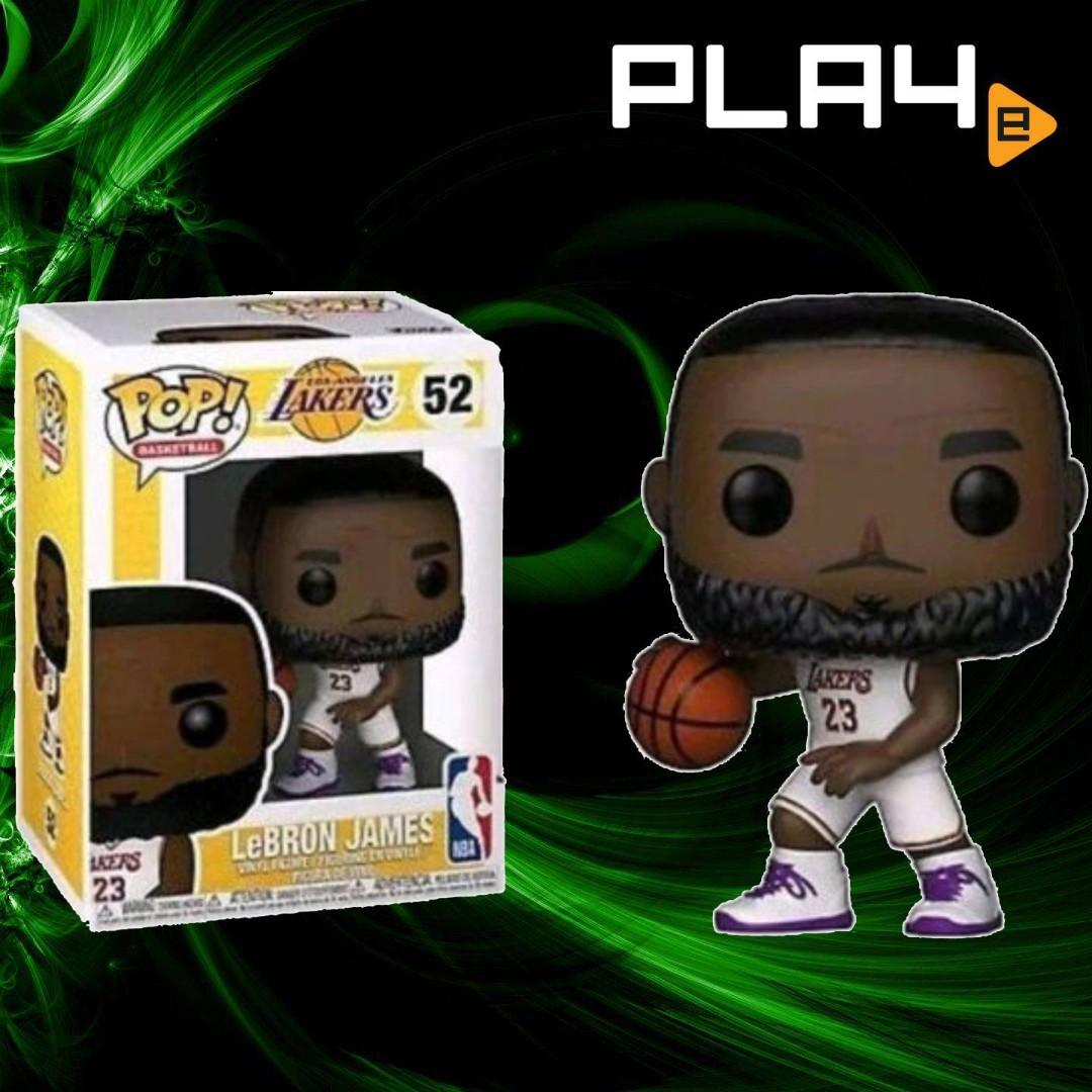 Figurine Funko Pop 52 Pop NBA Lebron James