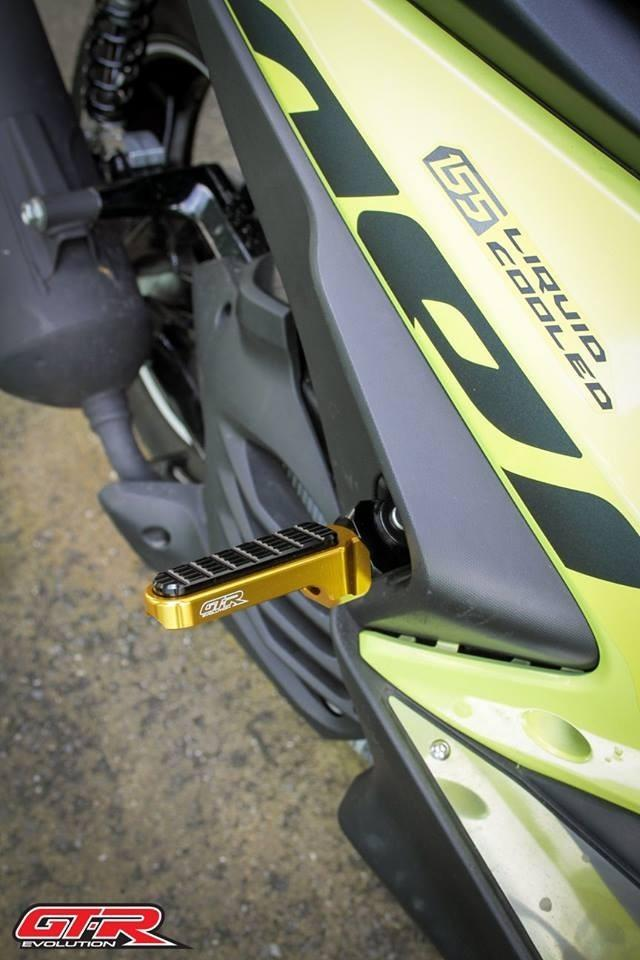 GTR Rear Footrest (READY STOCK)