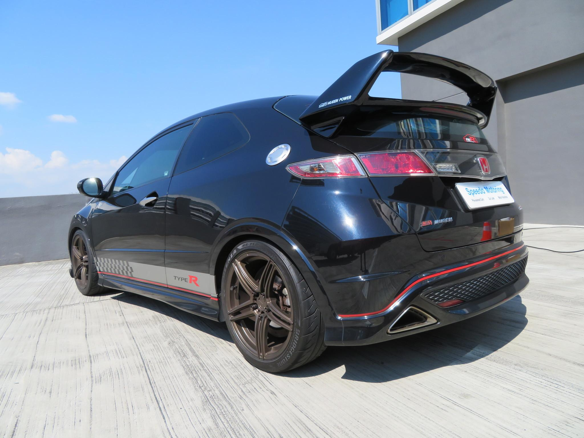 Honda Civic 2.0 Type R Hatchback VTEC Turbo Manual