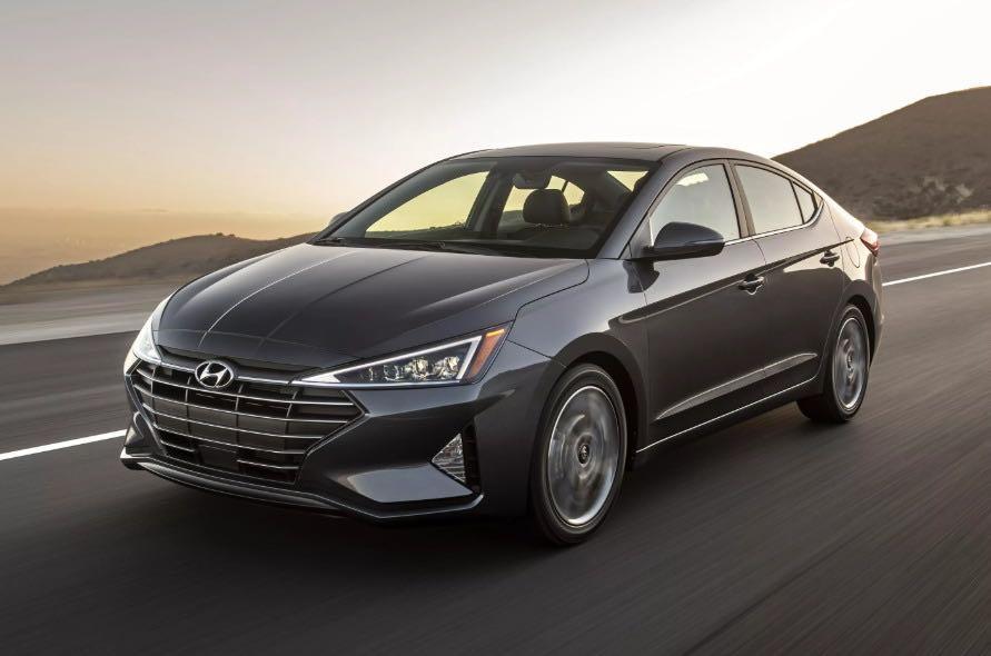 Hyundai Avante 1.6A(2019) For Rent!