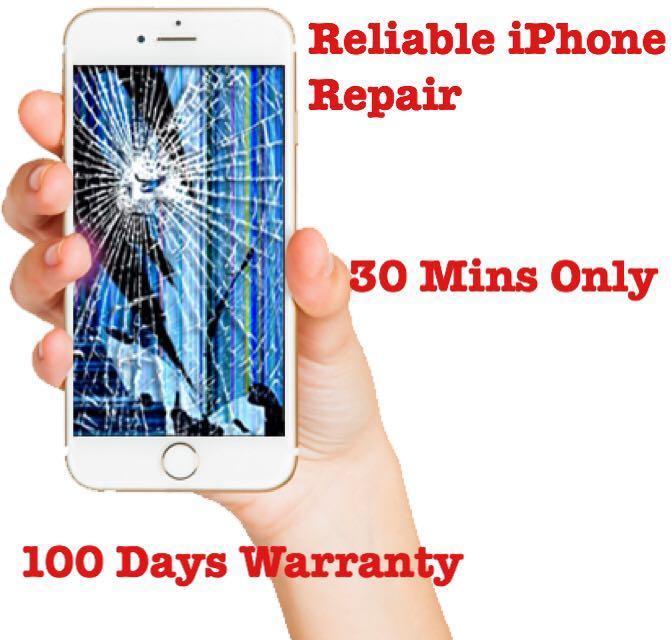 iPhone 6 7 8 X XS XR XS MAX Samsung Phone Note 8 9 Repair