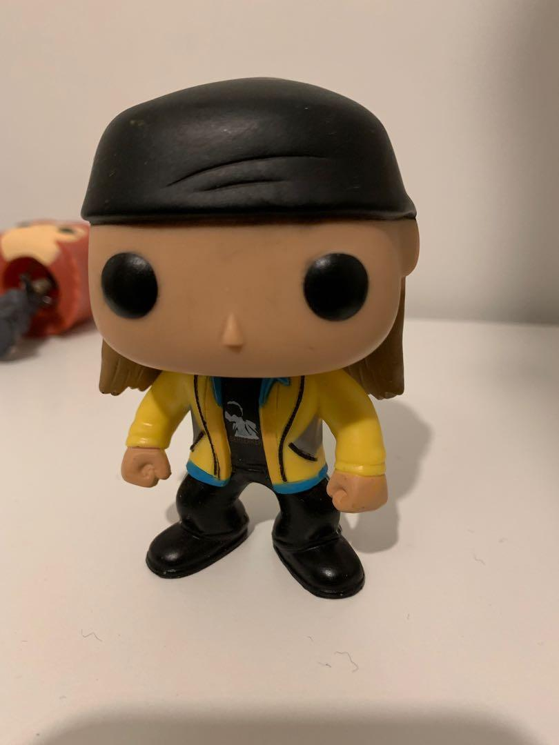 Jay and Silent Bob Strike Back Movie Jay #42 Pop Vinyl  - Out of Box