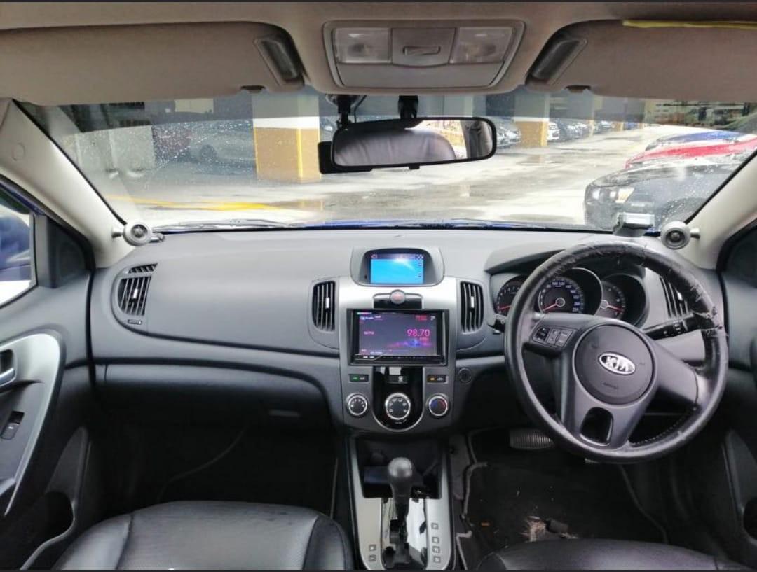 Kia Forte 1.6 SX Auto