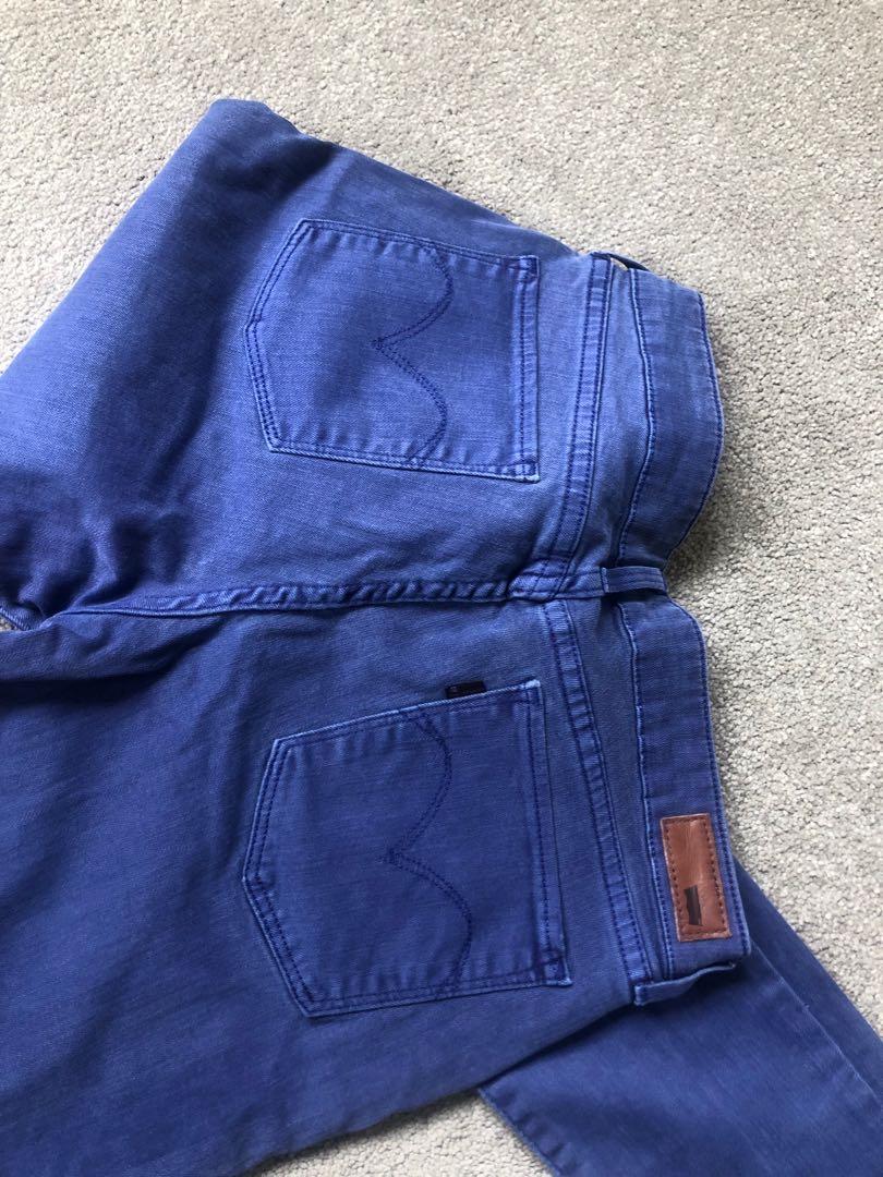 Lewis blue jeans