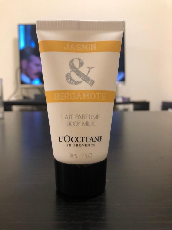 L'occitane Jasmin & Bergamote Lait Parfume Body Milk