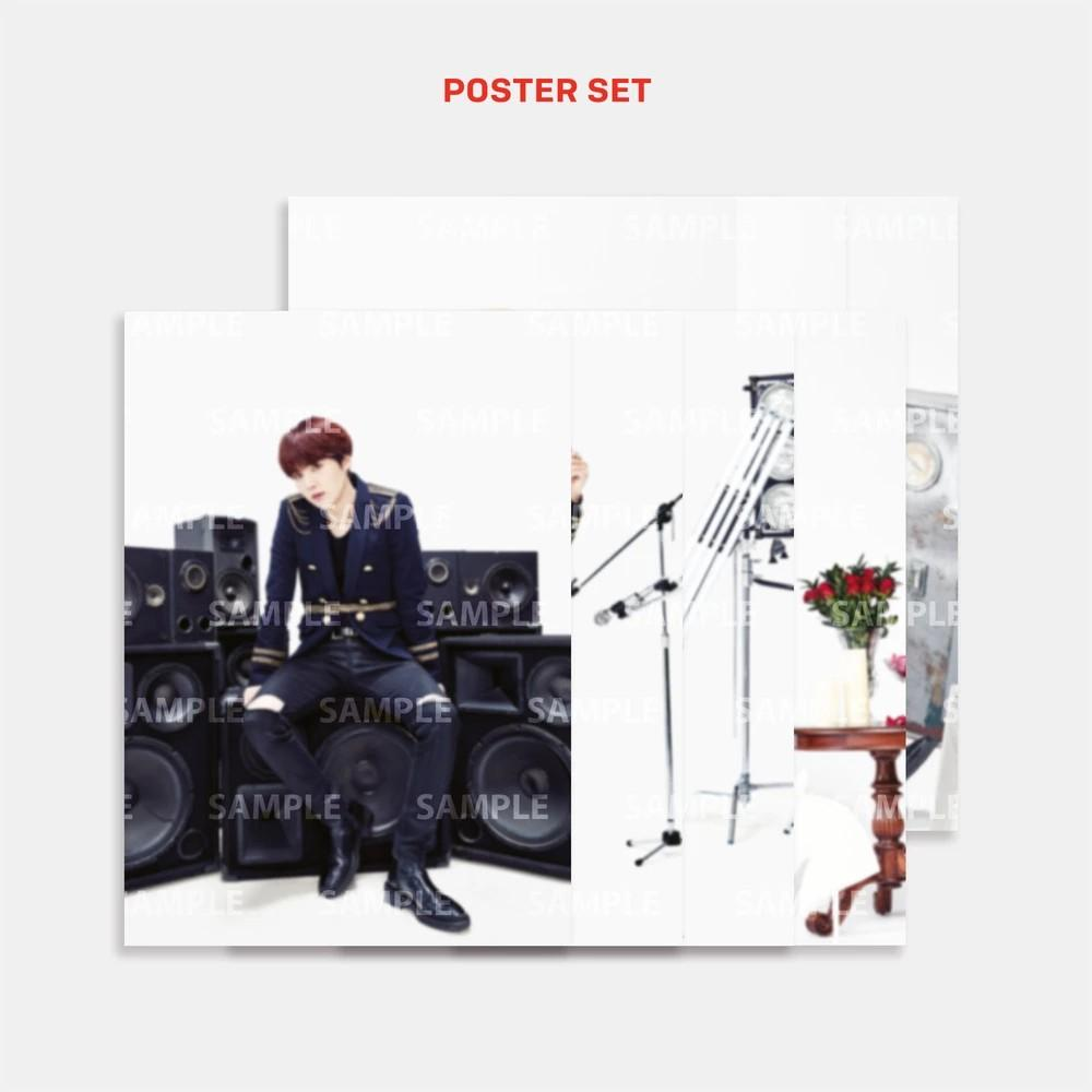 [LOOSE] BTS SPEAK YOURSELF JAPAN EDITION MERCHANDISE