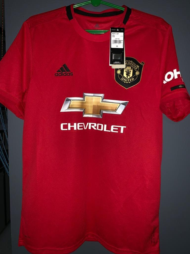 competitive price 67a27 eb7cc MANCHESTER UNITED 2019/2020 HOME KIT (Limited Edition ...