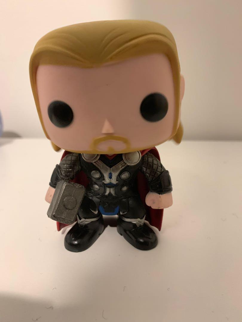 Marvel The Dark World Thor #35 Pop Vinyl - Out of Box