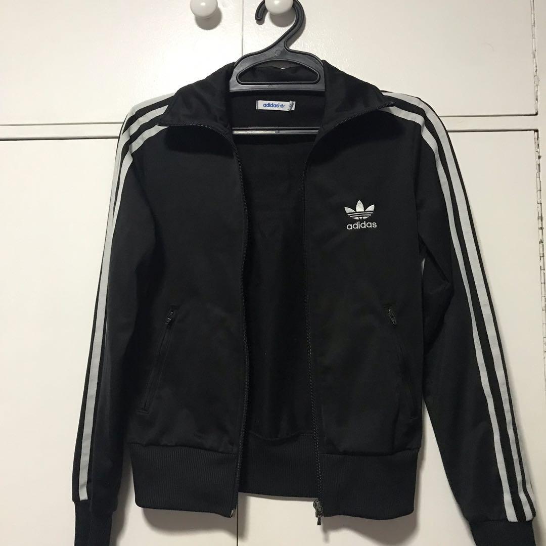 aceleración Riego Maestría  NEGO Adidas Originals Superstar Track Jacket, Women's Fashion, Clothes,  Outerwear on Carousell