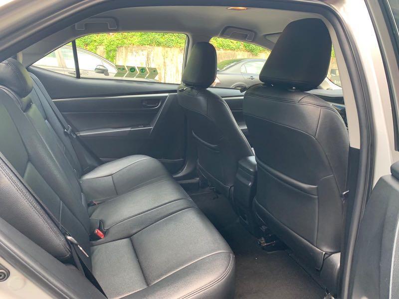 New Model Toyota Altis For PHV Rental, Priced Before Rebate