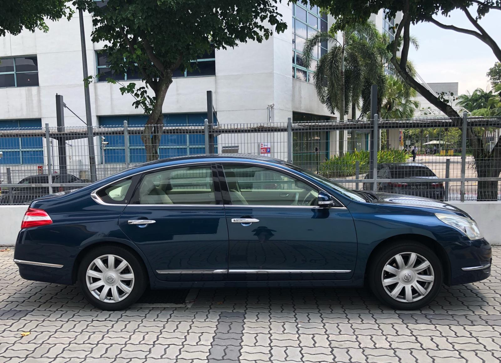 Nissan Teana camry allion altis vios for rent Grab Rental Gojek Or Personal Use low price and CHEAPEST RENTAL