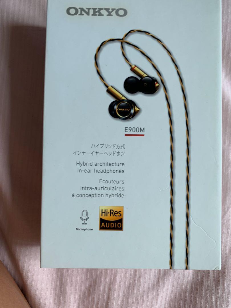 Onkyo E900M headphone