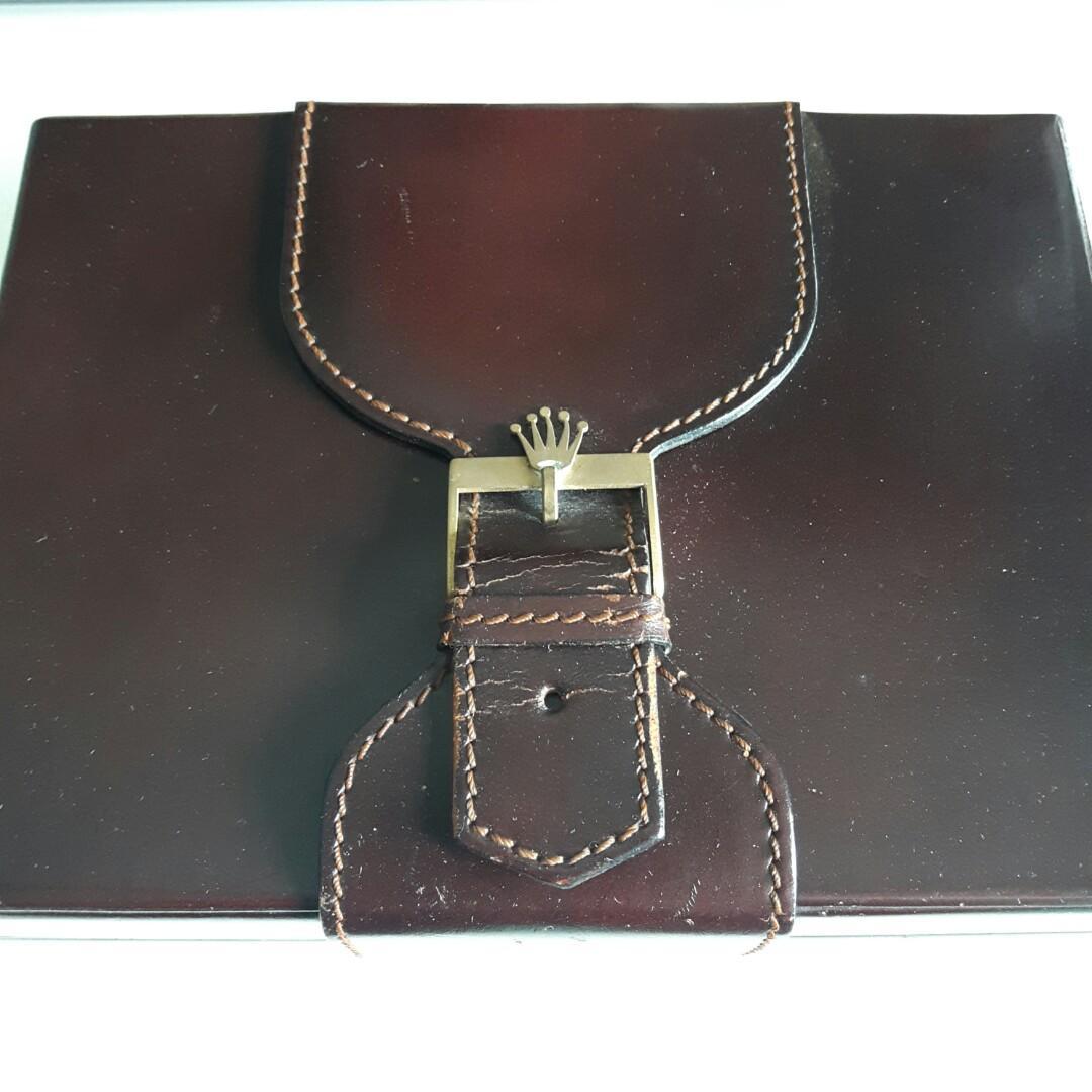 Rolex of Geneva Original box rado seiko turtle diver tag heuer omega oris