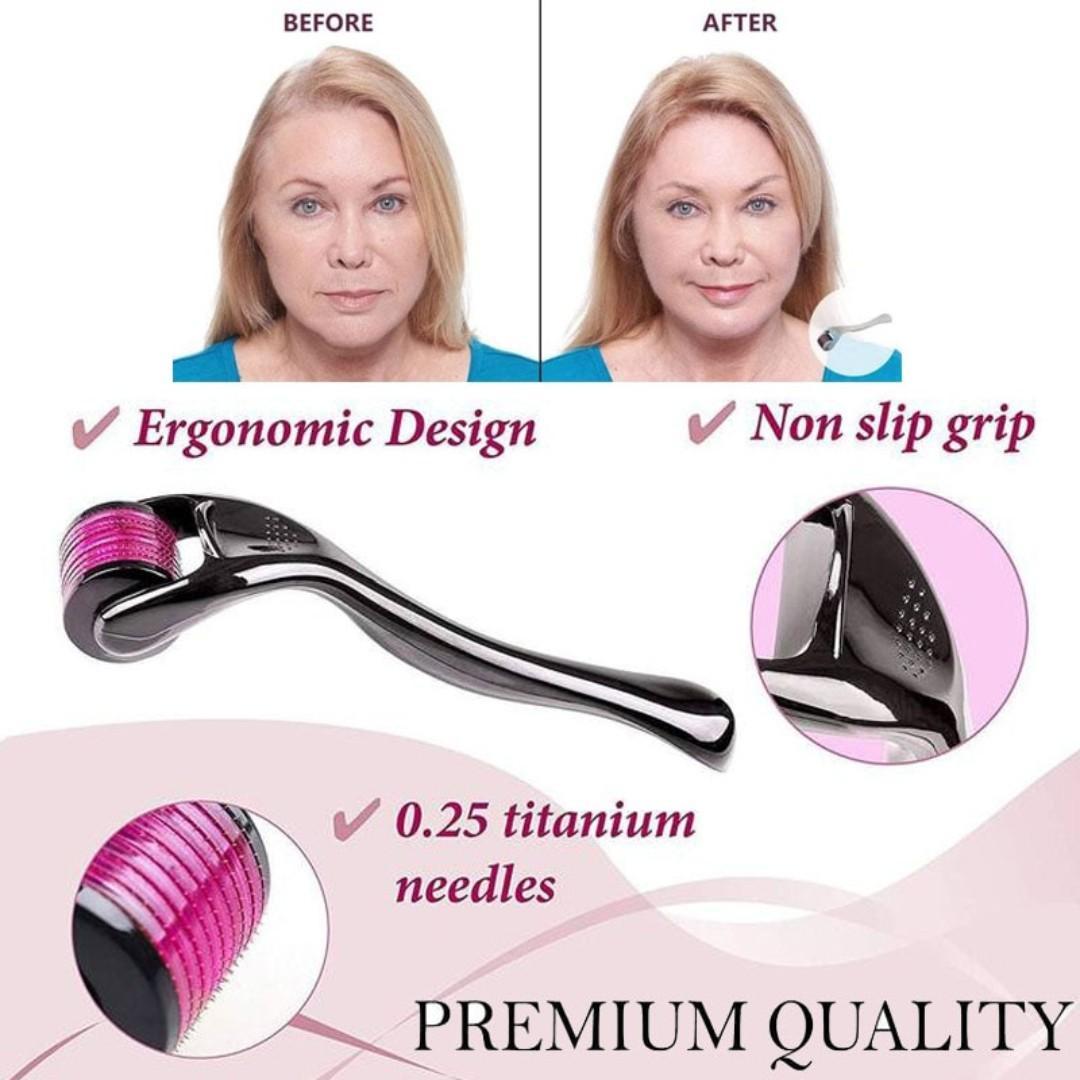 Titanium Needle Roller