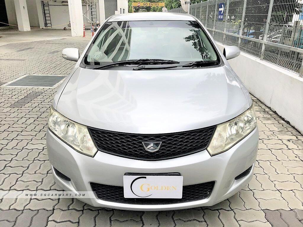 Toyota Allion FOR RENT CHEAPEST RENTAL FOR Grab/Ryde/PersonalQ