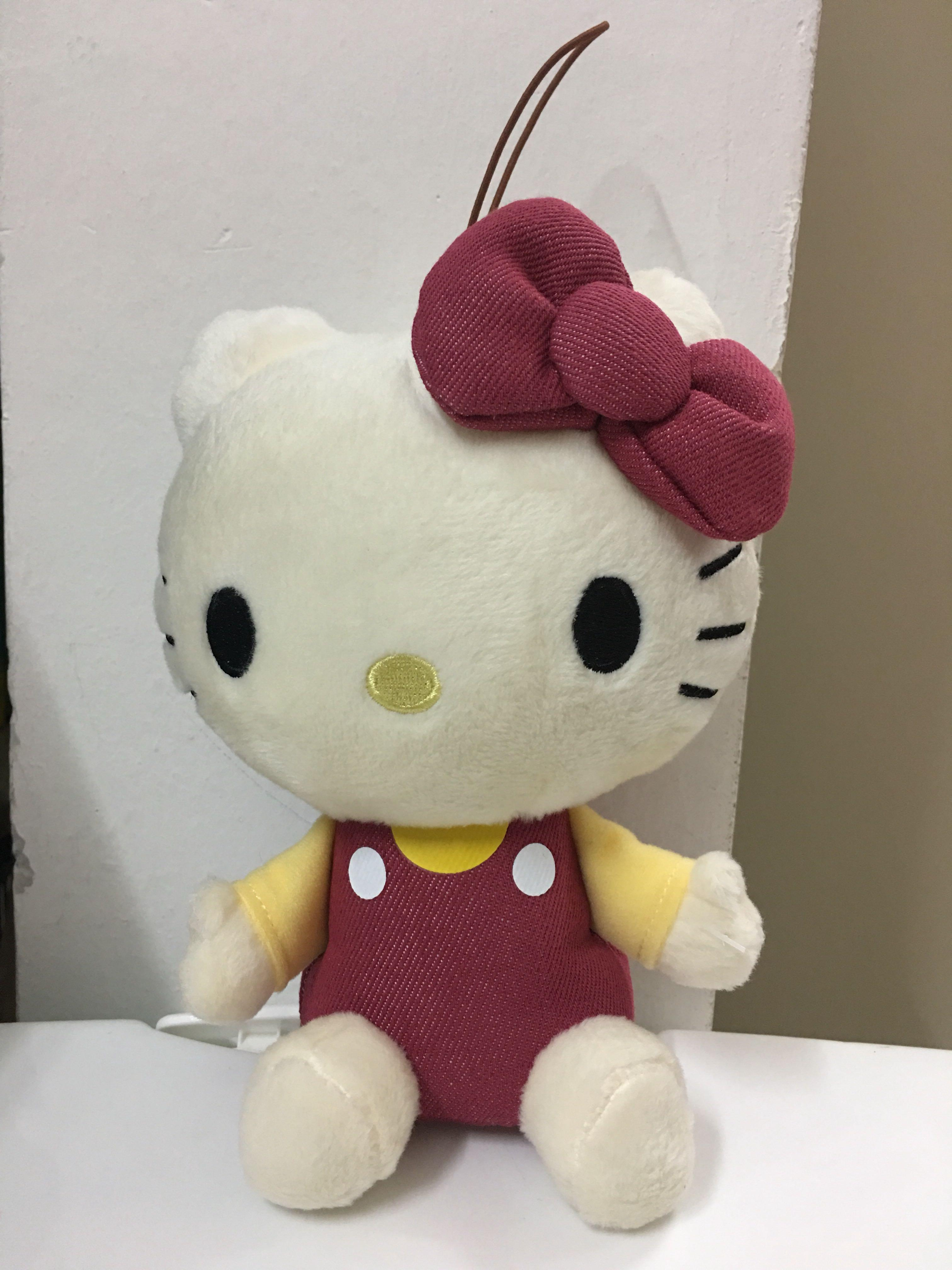 Hello Kitty Moving Toy Skateboard Sanrio Rare