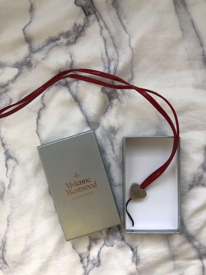 Vivienne Westwood hand phone strap 電話繩