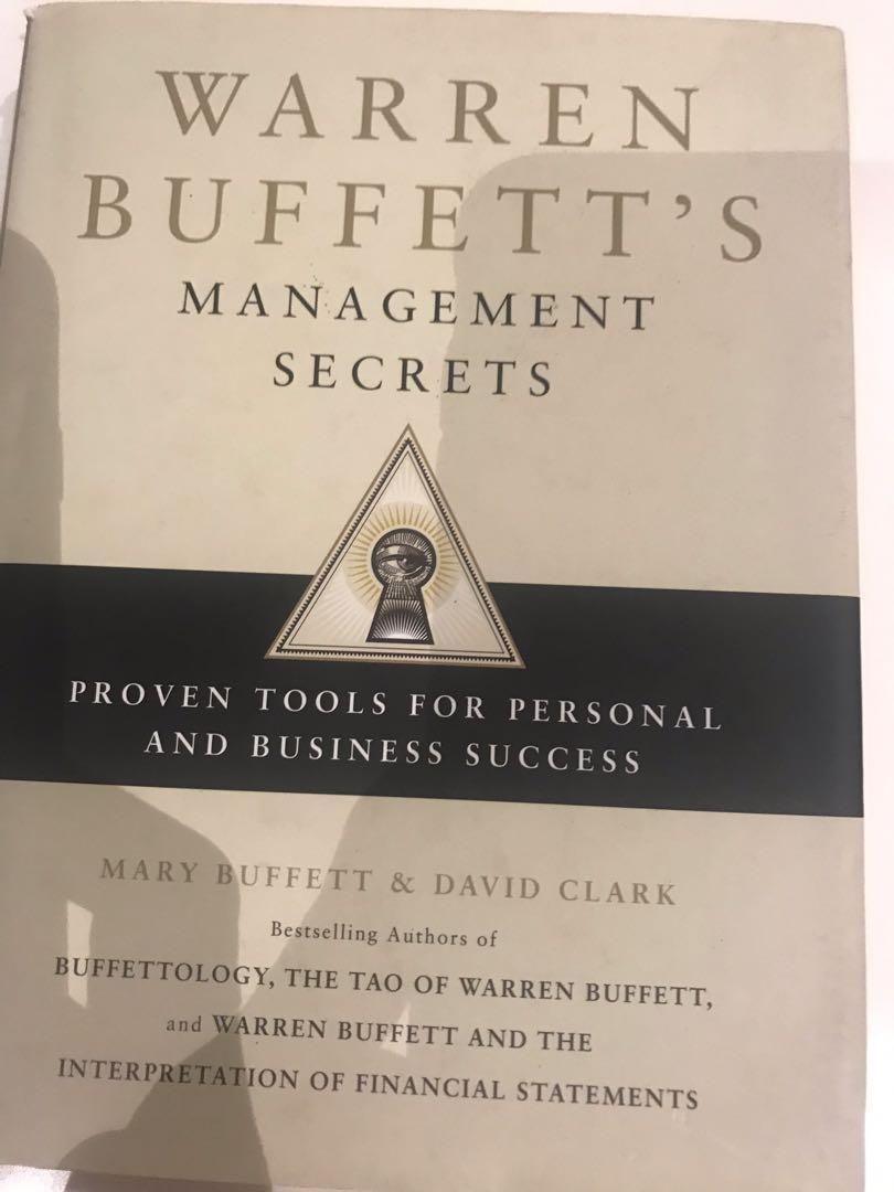 Warren Buffet's Management Secrets