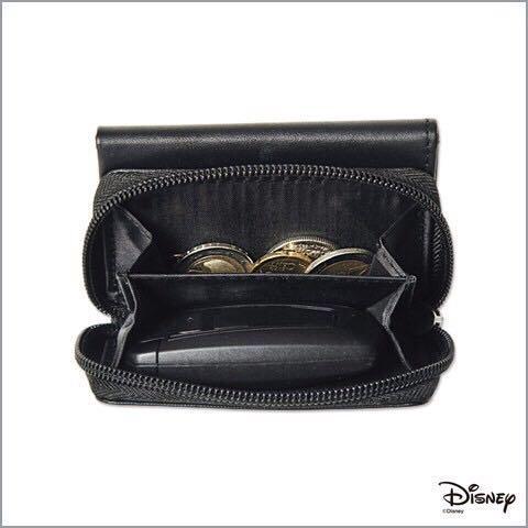 X-girl 聯名 Disney Mickey 短夾/錢包 日雜款
