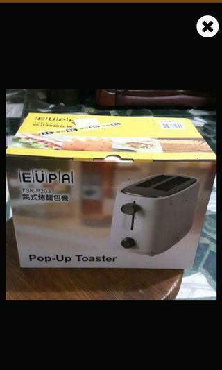 烤麵包機 EUPA TSK-P203 跳式烤麵包機