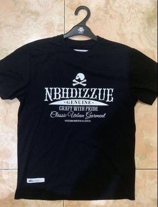 T-shirt neighborhood and izzue