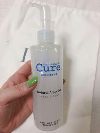 🚚 Cure natural aqua gel