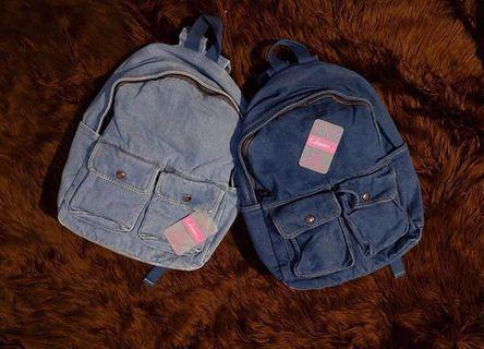 PRE ORDER Ransel Jeans