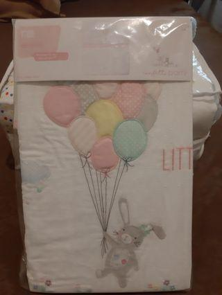 Mothercare coverlet confetti party series