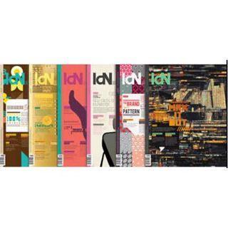 idn 國際設計家連網雜誌數期
