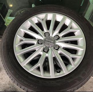 "16"" Audi OEM Rims"
