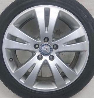 """17"""" Original Mercedes OEM Rims"""